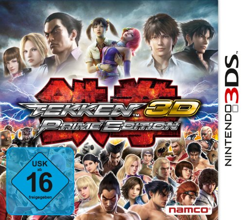 Tekken 3D - Prime Edition [Edizione: Germania]