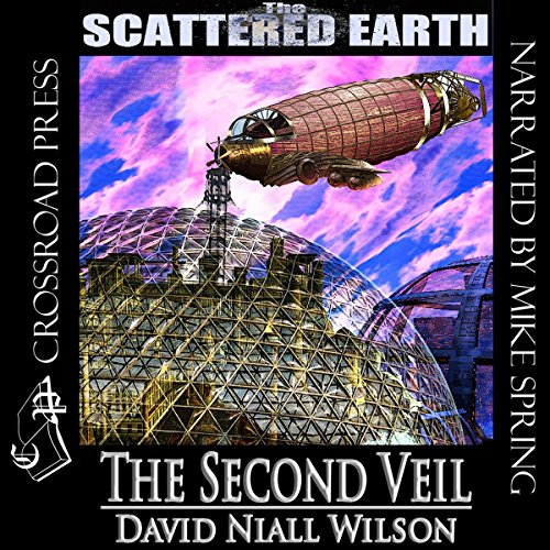 The Second Veil audiobook cover art