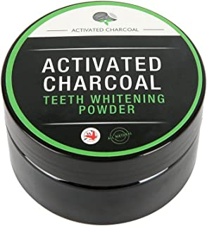 Weixinbuy Family Teeth Whitening Cleaning Teeth- Charcoal Powder Natural Teeth Whitening(A)