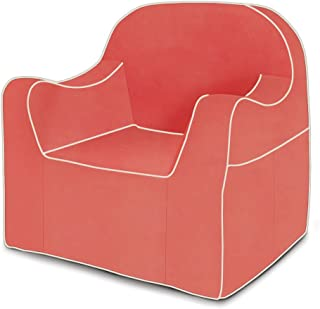 P'Kolino PKFFRCCR Reader Chair, One Size, Coral