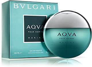 Aqva Marine By: Bvlgari 3.4 oz EDT, Men's