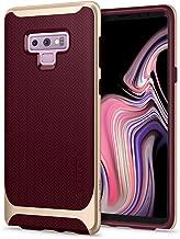 Spigen Neo Hybrid Designed for Galaxy Note 9 Case (2018) - Burgundy