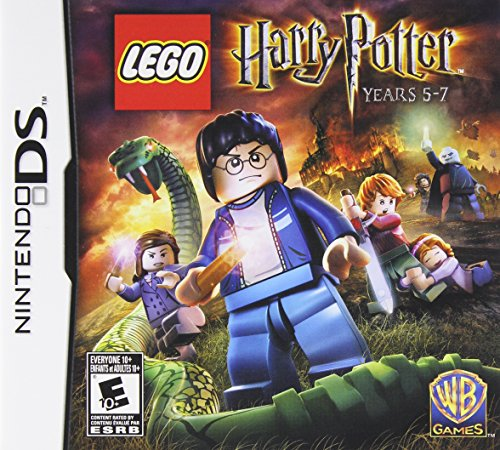 Lego Harry Potter: Years 5  7  Nintendo DS