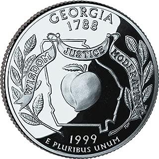 Best 1999 georgia quarter d Reviews