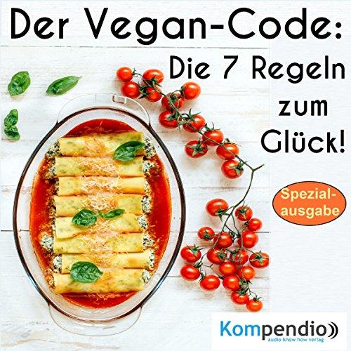 Der Vegan-Code audiobook cover art