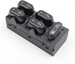 Geennorahs Power Window Master Switch For Ford F150 Front LH Driver side 5L1Z14529AA