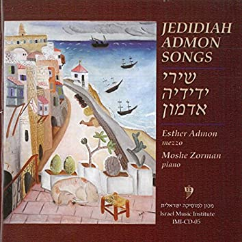 Jedidiah Admon: Songs
