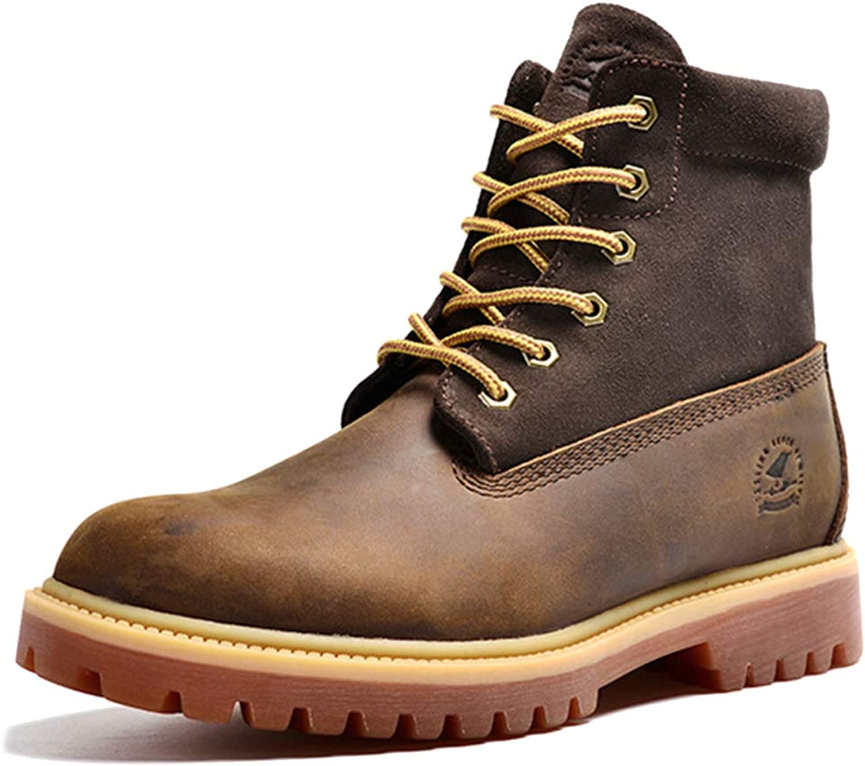 MORRYHE männens militära taktiska taktiska taktiska stridskängor Genuine läder Desert Boot Lace Uppe Round Toe Martin Boot Vintage Ankle Boot s  40% rabatt