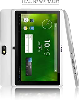 I Kall WiFi Tablet with 7 Inch Display and 2GB Ram; 16GB Storage