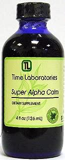 Super Alpha Calm Mother Tincture Blend 4 oz