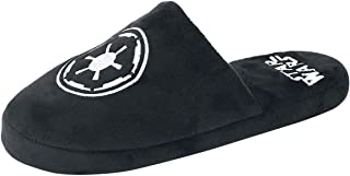 Official Star Wars Galactic Empire Slippers (Black) (US 9-11)