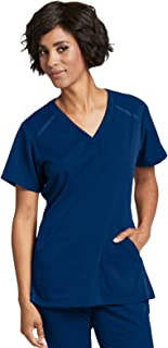 Grey's Anatomy Impact Elevate Top for Women - Extreme Comfort Medical Scrub Top