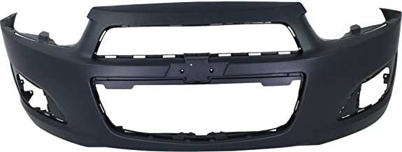 Front Bumper Cover for CHEVROLET SONIC 2012-2016 Primed LS/LT/LTZ Models Hatchback/Sedan