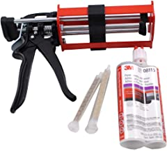 3M 08115 Panel Adhesive & 3M 08571 Manual Applicator Gun w/ABN Sticker [Misc.]
