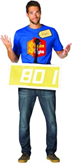 Rasta Imposta - The Price is Right Contestant Row Red Adult Costume
