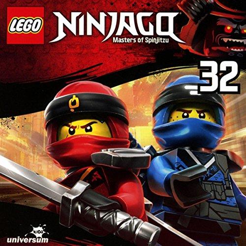 Ninjago - Hörspiel, Vol.32