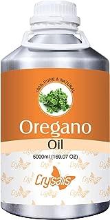 Crysalis Oregano Oil 100% Natural Pure Undiluted Uncut Essential Oil 5000ml