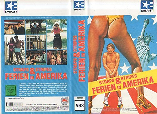 Straps & Stripes - Ferien in Amerika [VHS]