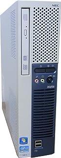 中古パソコン デスクトップ NEC Mate MK33M/E-E Core i5 3550 3.30GHz 4GBメモリ 250GB Sマルチ Windows7 Pro 64bit 搭載 リカバリー領域あり 動作保証30日間 DtoD