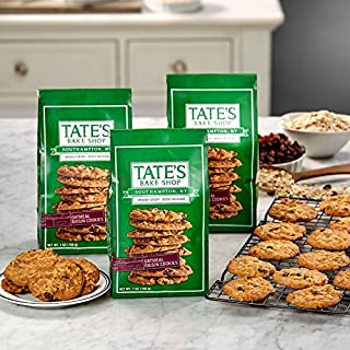 Tate's Bake Shop Oatmeal Raisin (Pack of 3)