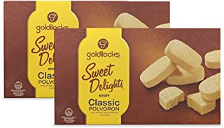 Best Goldilocks Sweet Delights Philippine Shortbread Cookies (Classic, 2 Pack) Review