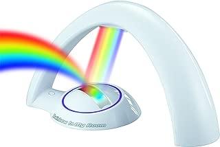 Uncle Milton Rainbow In My Room - Rainbow Night Light Projector - STEM Learning