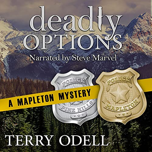 Deadly Options cover art