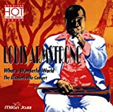 What a Wonderful World: The Elisabethville Concert von Louis Armstrong