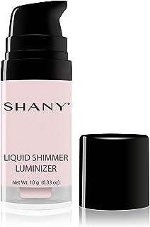 SHANY Paraben Free HD Liquid Shimmer Luminizer, Crystalline