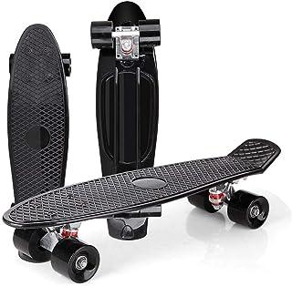 """Skateboard 2020 Year 138ペニー22""""ホーマースケートボード单翘板儿童成人初学者四轮滑板车"""