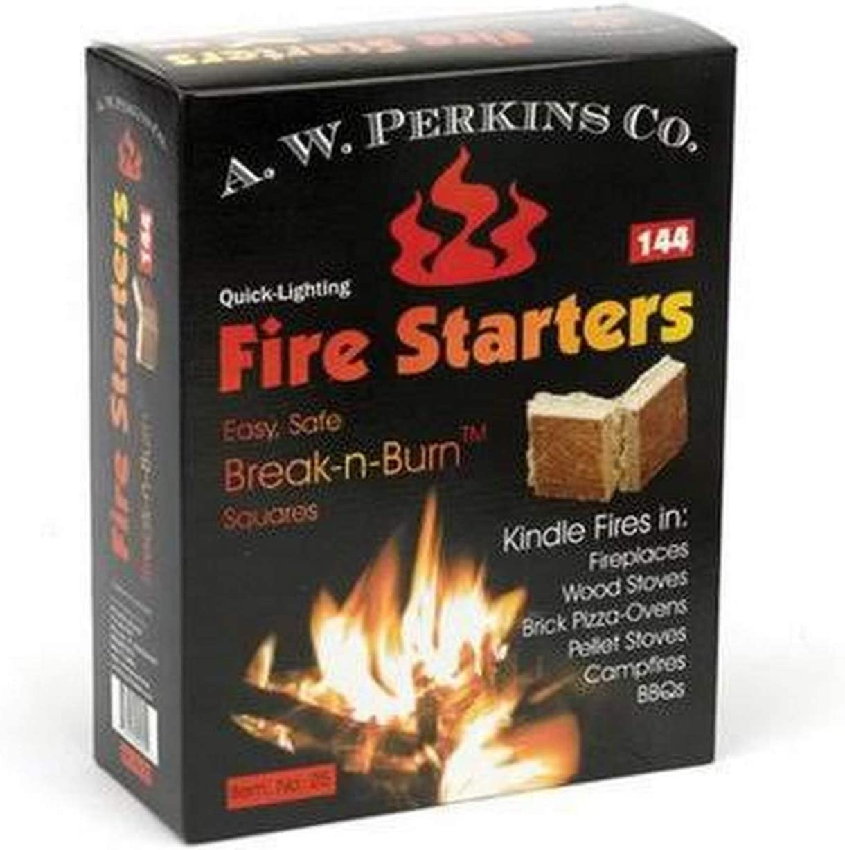 Seymour Fire Max 71% OFF Blox Firewood Starters and Charcoal Outstanding
