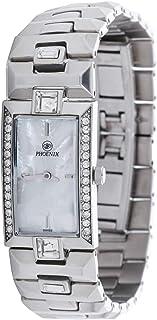 Phoenix Wrist Watch For Women Analog Stainless Steel, P11461L