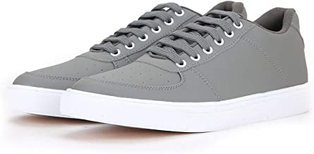 ROCKFIELD Men's Grey Casual/Sneakers Shoes/Shoes for Men's