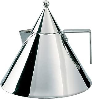 Alessi Officina Il Conico Kettle, Silver
