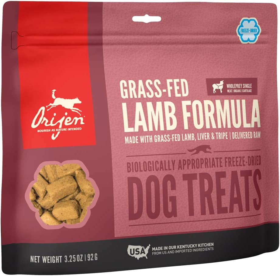 ORIJEN Max 76% OFF Freeze Dried free shipping Dog Treats Grain i Free Made High Protein