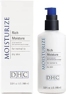 DHC Rich Moisture, 3.30 fl. oz.