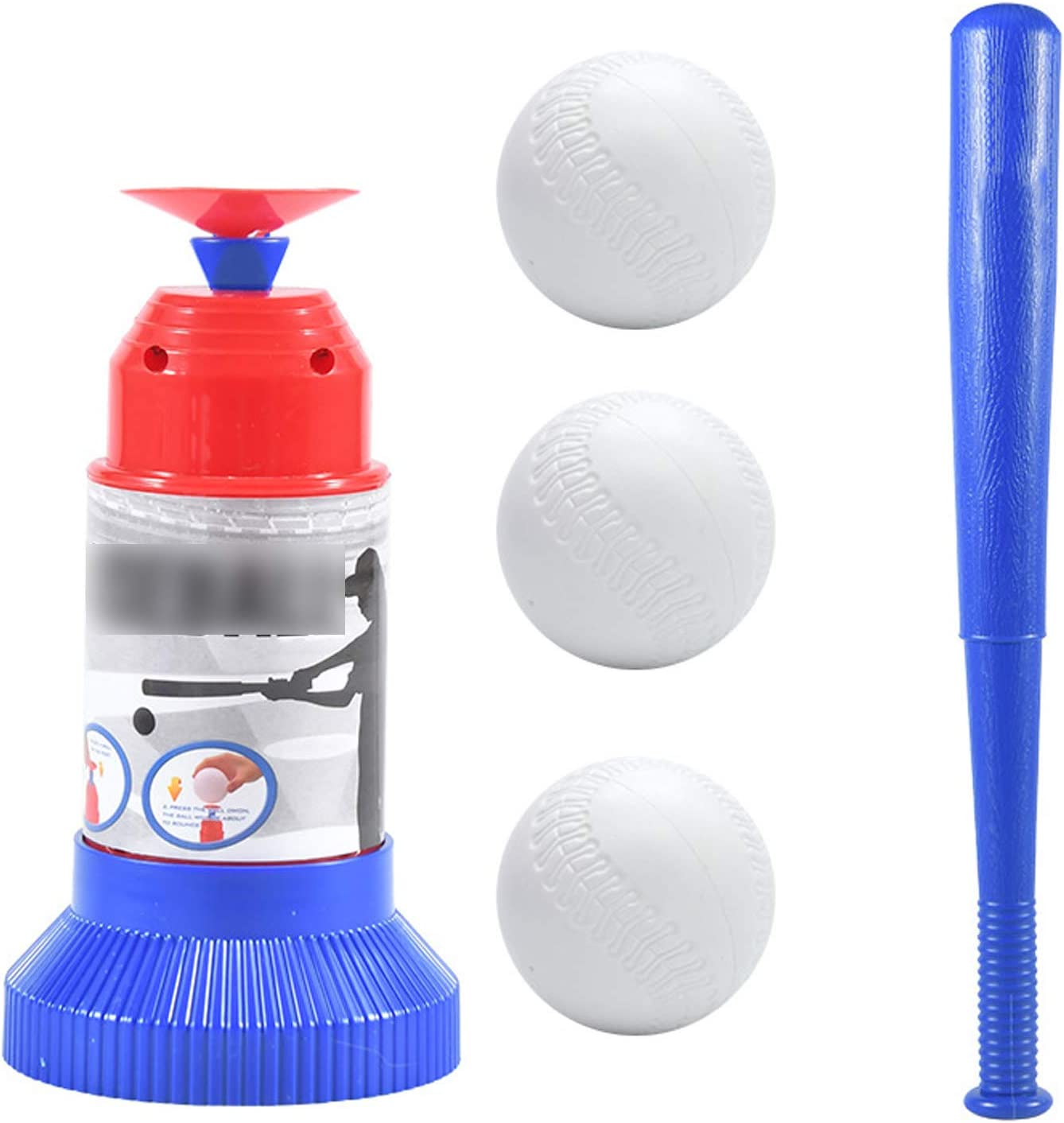 Max 49% OFF Children's Baseball Automatic Ball Toy Machine Catapult 55% OFF Outdoor