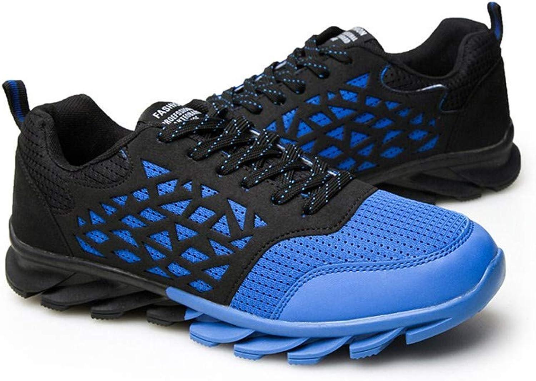 Dsx Trainers Casual Men's shoes Anti-Fur bluee Four Seasons Can Wear Board shoes, bluee, 39EU