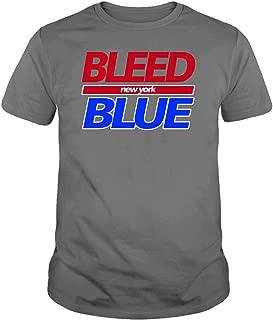 I Bleed Blue New York Shirt