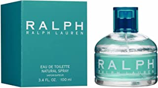 Ralph by Ralph Lauren for Women, Eau De Toilette Natural Spray, 3.4 Fl Oz
