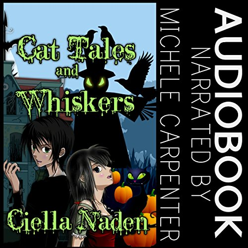 Cat Tales and Whiskers     A Young Adult Paranormal Christian Novelette              By:                                                                                                                                 Ciella Naden                               Narrated by:                                                                                                                                 Michele Carpenter                      Length: 1 hr and 18 mins     2 ratings     Overall 5.0