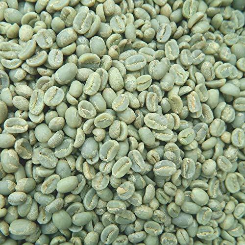 Grand Parade Coffee, 5 lbs Unroasted Green Coffee Beans - Organic Uganda Sipi - Blue Mountain, Bourbon Single Origin - High Altitude Specialty Arabica - Low Acid - Washed Process - Fresh Raw Coffee