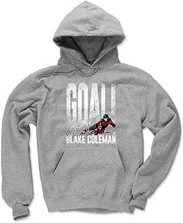 500 LEVEL Blake Coleman New Jersey Hockey Sweatshirt - Blake Coleman Goal