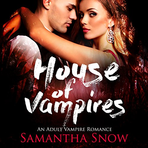 House of Vampires audiobook cover art