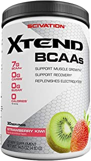 Scivation Xtend Bcaas Strawberry Kiwi, 410 G