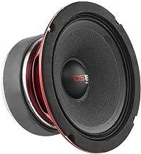 """$33 » DS18 PRO-X5.4M Loudspeaker – 5.25"""", Midrange, Red Aluminum Bullet, 300W Max, 150W RMS, 4 Ohms - Premium Quality Audio Door..."""