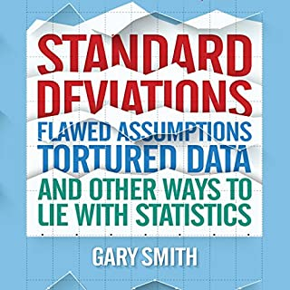 Standard Deviations audiobook cover art