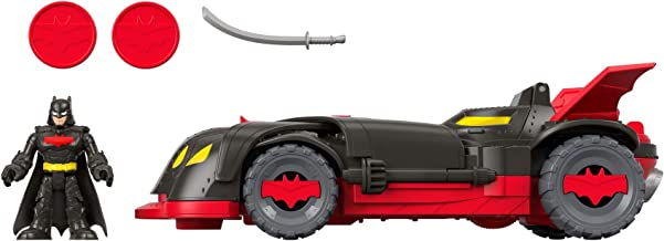 Fisher-Price Imaginext DC Super Friends, Ninja Armor Batmobile