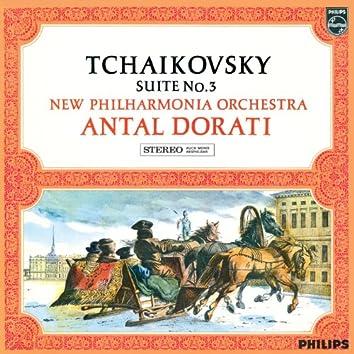 Tchaikovsky: Suite No.3