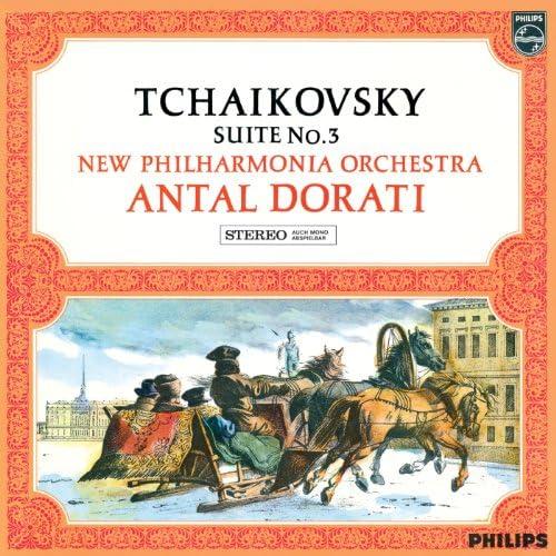New Philharmonia Orchestra & Antal Doráti